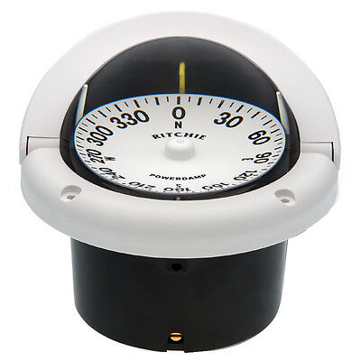 Ritchie Compass Hf-742W Ritchie Helmsman Compass
