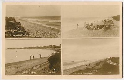 RP Postcard, Multi View - East Wittering - near Chichester
