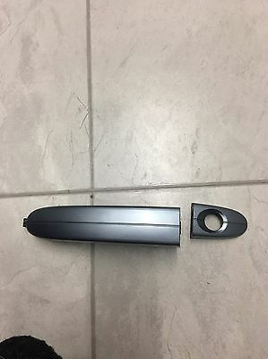 FORD MONDEO MK4 2007 on DRIVERS SIDE OUTER DOOR HANDLE
