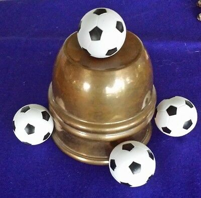 Gazzo balls for Cups and Balls - set of four - NEW -post paid