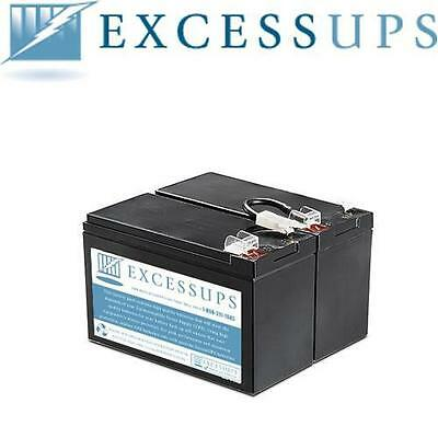 Apc Back Ups Xs 900 Bx900R Replacement Battery. New Batteries. 1 Year Warranty!