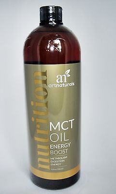 Premium MCT Oil for Nutrition   Great for Digestion   Paleo Safe