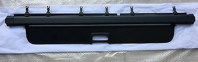 New Nissan X Trail T31 Load Cover Parcel Shelf Blind In Black 2007-2013