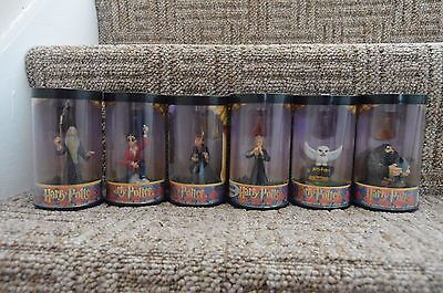 Complete set of six Collectible Harry Potter Story Scope Figures
