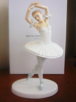 Royal Doulton Ladies Dances World RUSSIAN BALLERINA 2012 Figurine HN5567 - NEW!