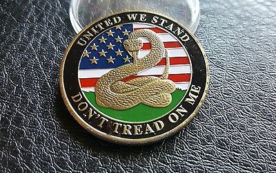 Commemorative Remembrance Challenge Usa Coin United We Stand J F Kennedy