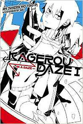Kagerou Daze, Vol. 1 (Novel): In a Daze, JIN, JIN, Excellent Book