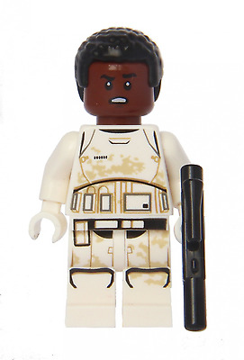 LEGO Star Wars Stormtrooper Finn (FN-2187) with Blaster - FREE SHIPPING