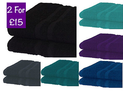 Jumbo Extra Large Beach Towels | 100% Cotton | Best Holiday Bath Sheets 8 Colour