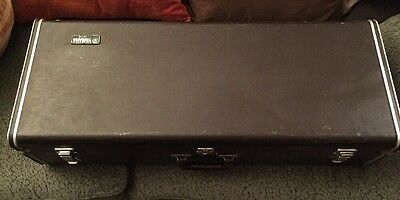 Yamaha Alto Saxophone Empty Hard Case and Accessories