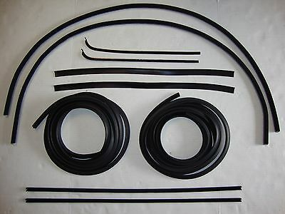 1951 1952 1953 1954 Chevrolet GMC Pickup Truck Door Weatherstrip Seal Kit