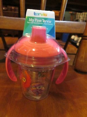 *NEW* - My First Tervis Tumbler 9+ Months Girls Pink 6oz Sippy Cup