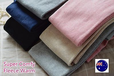 Women Lady Winter Fleece Comfy thermal Warm Thick Pantyhose Stockings Tights