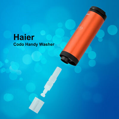 Haier Codo Handy Washer Mini Washing Machine Stain Removal Handheld LaundryStick
