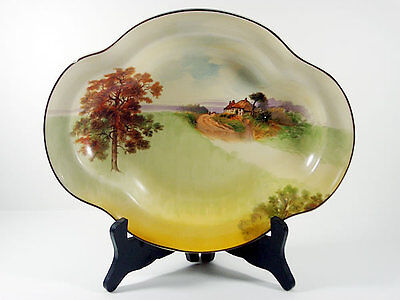 Rare Genuine Vintage Royal Doulton Decorative Plate / Made In England