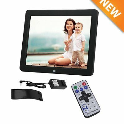 "New 15"" Inch Wide LCD Screen Multi-media Digital Photo Picture Frame Black MAYUN"