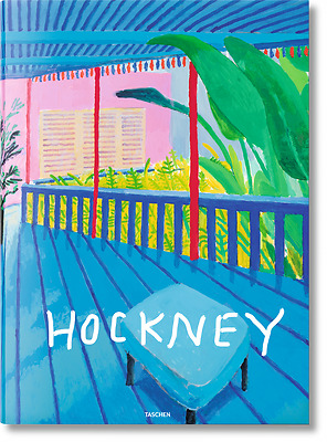 David Hockney SUMO A Bigger Book TASCHEN COLLECTORS EDITION NEWSON