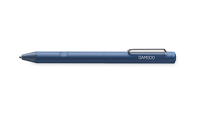 Bamboo Fineline 3 Fine Point Thin Tip Stylus for iPad and iPhone - Blue