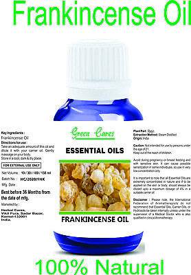 Frankincense And More Essential Oil 100% Pure Natural Therapeutic Grade 30Ml