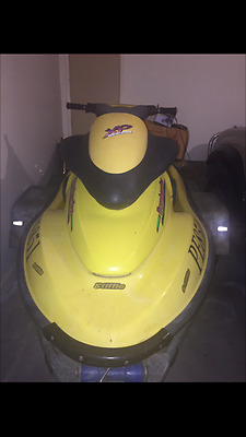 1997/98 Seadoo Xp Runs Some Gauges Not Working Hull/tailer Ok $1950 Thats It