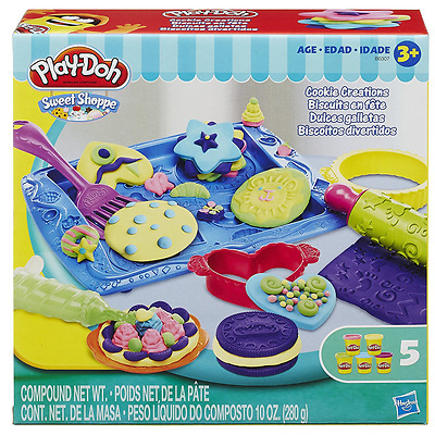 PLAY-DOH Ss Cookie Creations