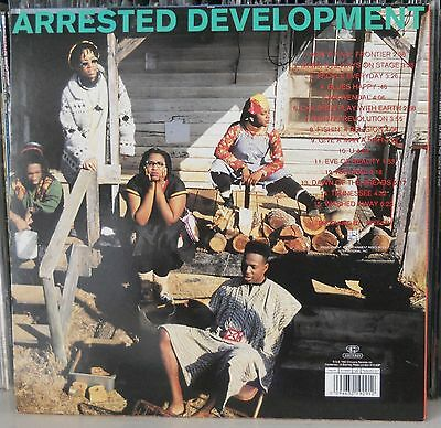 Arrested Development 3 Years 5 Months & 2 Days In The Life Original Stunning NM