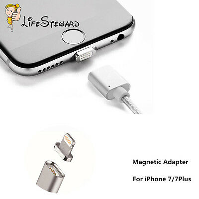 Magnetic Adapter Charger USB Charging Line Cable For Apple iPhone 7/7Plus 6/6s