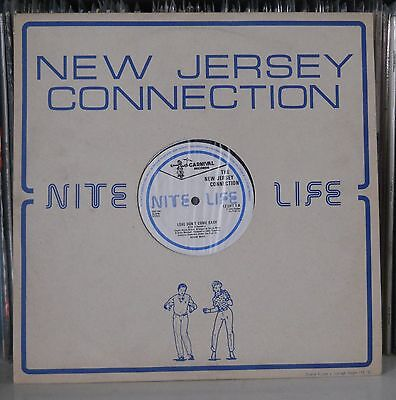 "New Jersey Connection - Love Don't Come Easy Nite Life UK 12"" Boogie classic NM"