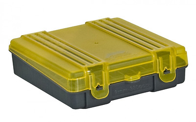 Plano 100-Count Handgun Ammo Case For 9Mm and .380Acp Ammo