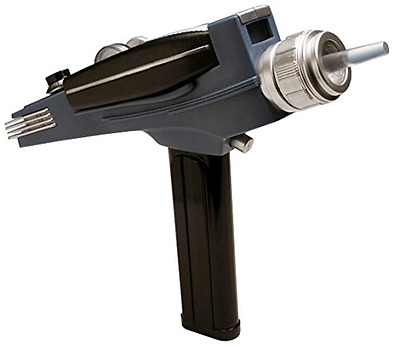 Diamond Select Toys OCT074330 Star Trek The Original Series Handle Phaser, Black