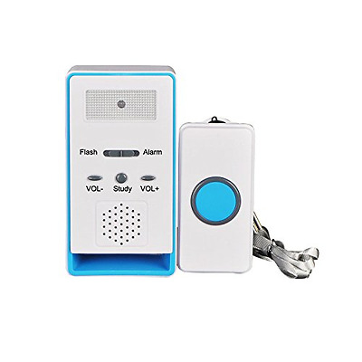 WAYCOM One Remote 1 Call Button Wireless Caregiver Personal Pager Nurse Call Ale