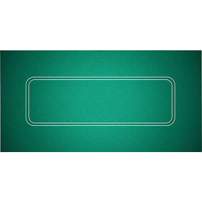 Trademark 10-3040A Poker Texas Hold'em Layout 36-Inch X 72-Inch
