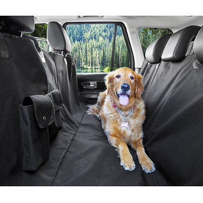 Dog Car Seat Covers, Arespark Waterproof NonSlip Pet Hammock Seat Cover for Cars