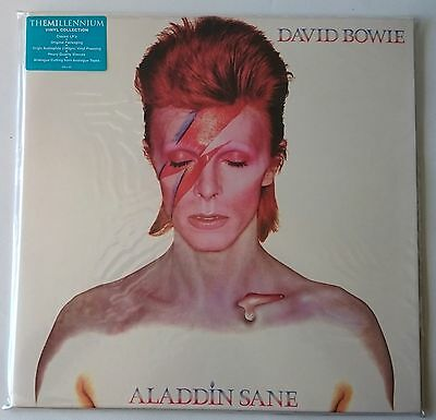 David Bowie - Aladdin Sane - Lp 2009 - 180Gr - Gatefold - Limited - Brand New