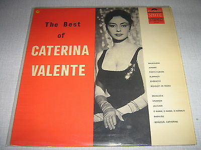 Caterina Valente 33 Tours Benelux The Best Of Cv