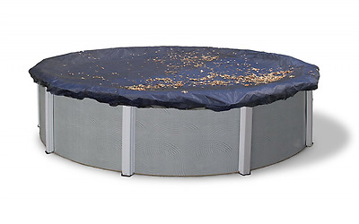 Blue Wave 15-ft Round Leaf Net Above Ground Pool Cover