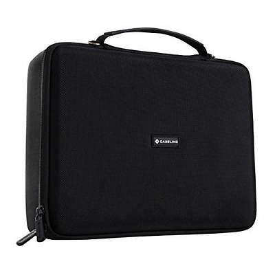 Caseling Extra Large Hard Case (2 Row) for C. A. H. Card Game. Fits the Main Gam