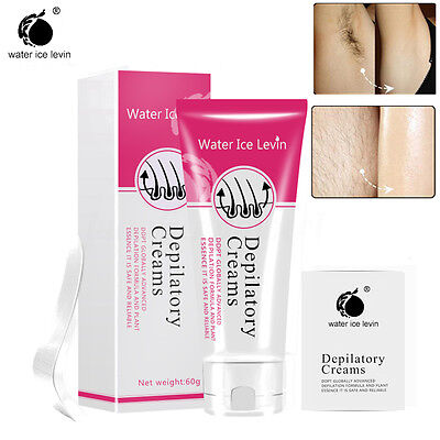 Water Ice Levin Painless Hair Removal Depilatory Cream for Body Leg Armpit Adult