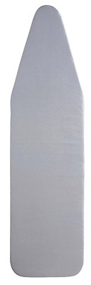 Household Essentials 81009 Replacement Ironing Board Cover and Pad - Silver Sili