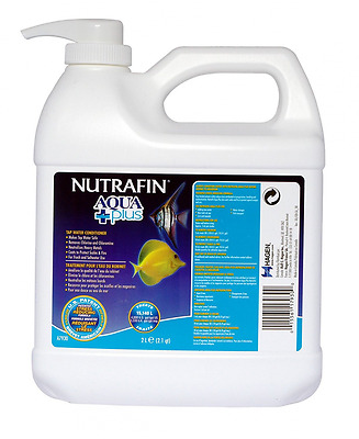 Nutrafin A7930 Aqua Plus Water Conditioner, 68-Ounce