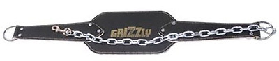 Grizzly Fitness 8551-04 Leather Dipping Belt