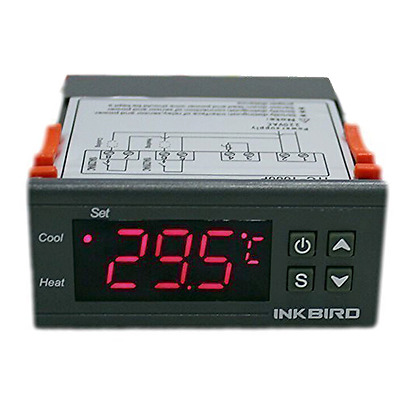Inkbird All-Purpose Digital Temperature Controller Fahrenheit &Centigrade Thermo