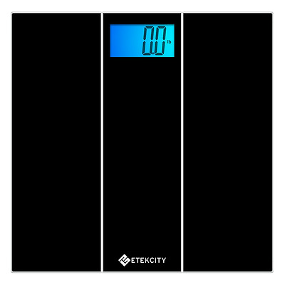 Etekcity Ultra Accurate Multifunctional Digital Body Weight Bathroom Scale with