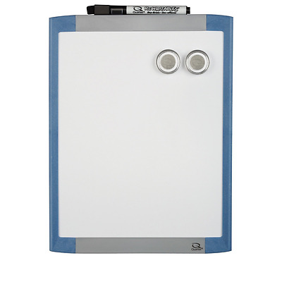 Quartet Magnetic Whiteboard, 9 x 11-Inches, Frame Color May Vary (21-580342Q)