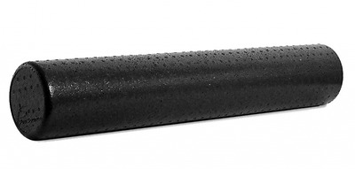 ProSource High Density Extra Firm Foam Roller for Muscle Therapy and Balance Exe