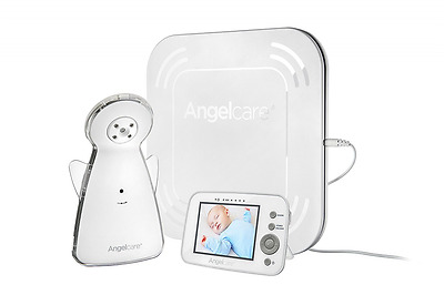 Angelcare Video, Movement and Sound Monitor AC1300, White