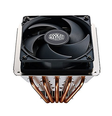 Cooler Master GeminII S524 Version 2 CPU Air Cooler with 120 mm Silencio FP Fan