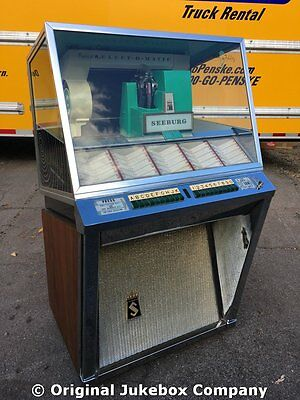 Musikbox SEEBURG JUKEBOX MODELL L100 - 100 select jukebox