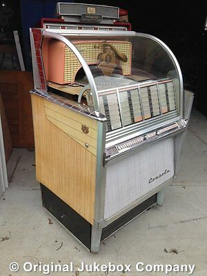 Musikbox WURLITZER JUKEBOX MODELL 2204
