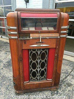Musikbox WURLITZER JUKEBOX MODELL 500